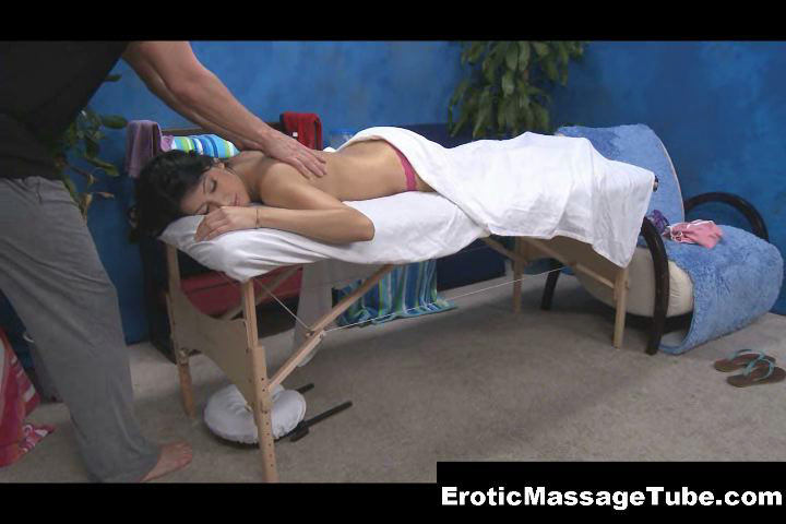 Booty Massage Video